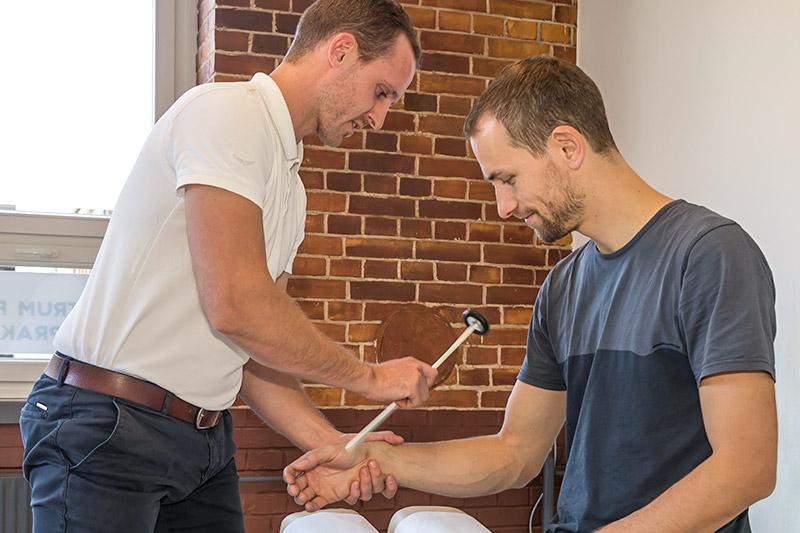 Chiro&Co Chiropraktik Therapeut Behandlung